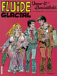 Cover Thumbnail for Fluide Glacial (Audie, 1975 series) #119