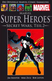 Cover Thumbnail for Die offizielle Marvel-Comic-Sammlung (Hachette [DE], 2013 series) #6 - Super Heroes: Secret Wars, Teil 2