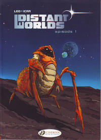 Cover Thumbnail for Distant Worlds (Cinebook, 2018 series) #1