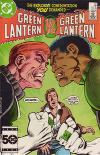 Cover Thumbnail for Green Lantern (DC, 1960 series) #197 [Direct]