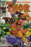Cover for Thor (Marvel, 1966 series) #367 [Newsstand]