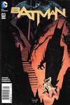 Cover Thumbnail for Batman (2011 series) #49 [Newsstand]