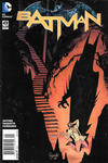 Cover for Batman (DC, 2011 series) #49 [Newsstand]