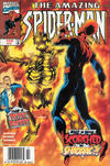 Cover for The Amazing Spider-Man (Marvel, 1999 series) #2 [Newsstand]