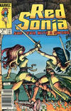 Cover Thumbnail for Red Sonja (1983 series) #2 [Canadian]