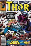 Cover for Thor (Marvel, 1966 series) #397 [Newsstand]
