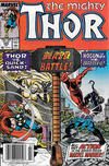 Cover Thumbnail for Thor (1966 series) #393 [Newsstand]