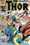 Cover for Thor (Marvel, 1966 series) #374 [Newsstand]