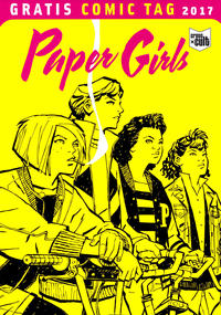 Cover Thumbnail for Paper Girls (Cross Cult, 2017 series)
