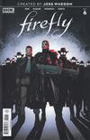 Cover Thumbnail for Firefly (2018 series) #6 [Lee Garbett Cover]
