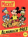 Cover for Almanach du Journal de Mickey (Hachette, 1956 series) #1963
