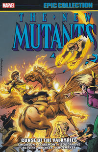 Cover Thumbnail for New Mutants Epic Collection (Marvel, 2017 series) #6 - Curse of the Valkyries