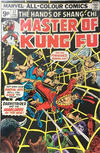 Cover Thumbnail for Master of Kung Fu (1974 series) #37 [British]