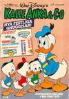 Cover for Kalle Anka & C:o (Hemmets Journal, 1957 series) #7/1986