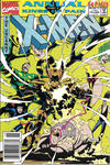 Cover for X-Men Annual (Marvel, 1970 series) #15 [Newsstand]