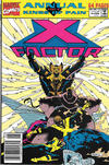 Cover for X-Factor Annual (Marvel, 1986 series) #6 [Newsstand]