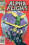 Cover for Alpha Flight (Marvel, 1983 series) #4 [Canadian]