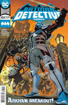 Cover for Detective Comics (DC, 2011 series) #1004