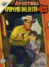 Cover for Aventura (Editorial Novaro, 1954 series) #2