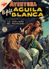 Cover for Aventura (Editorial Novaro, 1954 series) #4