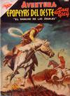 Cover for Aventura (Editorial Novaro, 1954 series) #5