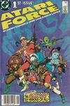 Cover for Atari Force (DC, 1984 series) #1 [Canadian]