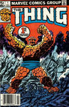 Cover for The Thing (Marvel, 1983 series) #1 [Canadian]