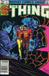 Cover for The Thing (Marvel, 1983 series) #2 [Canadian]