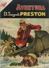Cover for Aventura (Editorial Novaro, 1954 series) #10