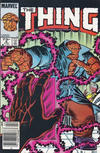 Cover for The Thing (Marvel, 1983 series) #8 [Canadian]