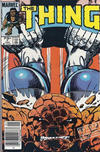 Cover for The Thing (Marvel, 1983 series) #7 [Canadian]