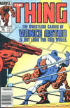 Cover for The Thing (Marvel, 1983 series) #32 [Canadian]