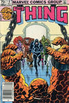 Cover for The Thing (Marvel, 1983 series) #3 [Canadian]
