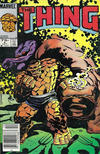 Cover for The Thing (Marvel, 1983 series) #4 [Canadian]