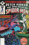 Cover for The Spectacular Spider-Man (Marvel, 1976 series) #10 [Whitman]