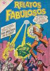 Cover for Relatos Fabulosos (Editorial Novaro, 1959 series) #1