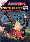 Cover for Aventura (Editorial Novaro, 1954 series) #20