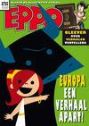 Cover for Eppo Stripblad (Uitgeverij L, 2018 series) #10/2019