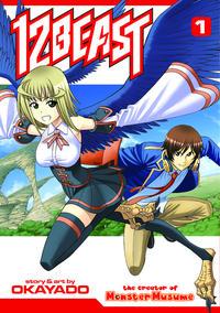 Cover Thumbnail for 12 Beast (Seven Seas Entertainment, 2015 series) #1