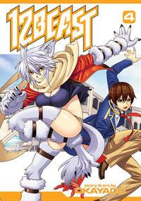 Cover Thumbnail for 12 Beast (Seven Seas Entertainment, 2015 series) #4