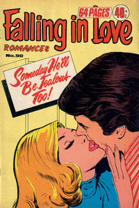 Cover Thumbnail for Falling in Love Romances (K. G. Murray, 1958 series) #90