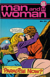 Cover Thumbnail for Man and Woman (K. G. Murray, 1969 ? series) #31