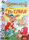 Cover for Chiquilladas (Editorial Novaro, 1952 series) #7