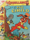 Cover for Chiquilladas (Editorial Novaro, 1952 series) #31