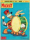 Cover for Le Journal de Mickey (Disney Hachette Presse, 1952 series) #562
