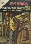 Cover for Aventura (Editorial Novaro, 1954 series) #27