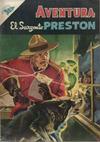 Cover for Aventura (Editorial Novaro, 1954 series) #31