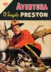 Cover for Aventura (Editorial Novaro, 1954 series) #37