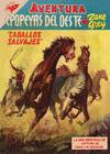 Cover for Aventura (Editorial Novaro, 1954 series) #41
