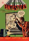 Cover for Historias Fantásticas (Editorial Novaro, 1958 series) #2